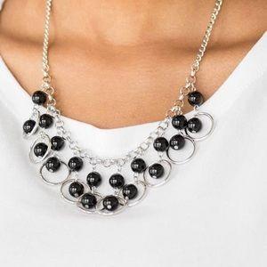 $5 black necklace